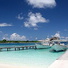 """фото """"Мальдивы."""""""