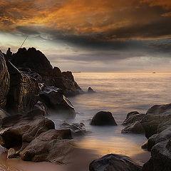 """фото """"Lonely Fisherman..."""""""