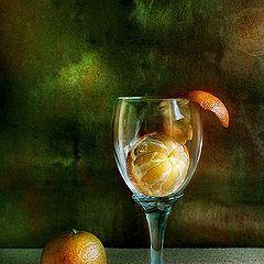 "фото ""этюд с мандаринами"""