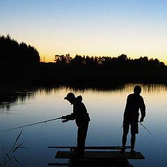 """фото """"Рыболовы"""""""