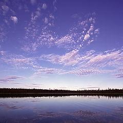 """фото """"Утреннее небо"""""""