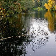 """фото """"Тихое озеро.."""""""