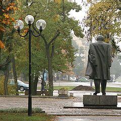 "фото ""Тарас Шевченко нас покидает..."""
