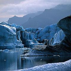 "фото ""Jokulsarlon lagoon - Iceland"""