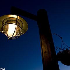 "фото ""Pier Light"""