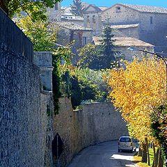"""фото """"Осень у городских стен"""""""