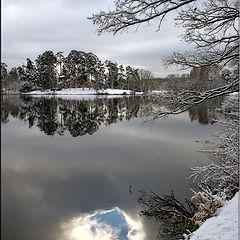 "photo ""Sky in water"""