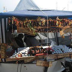 """фото """"Fishmarket in Helsinki (SF)"""""""