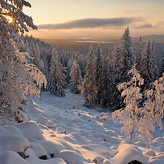 "photo ""Belaya Mt / 0165_0124"""