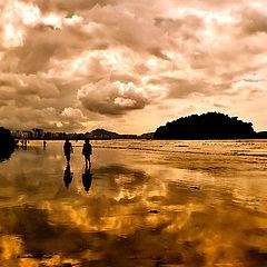 """фото """"Golden Sunrise"""""""