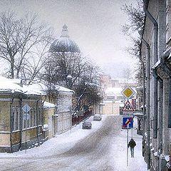 "photo ""Moscow, in Starye Sady"""
