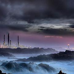 """photo """"The Mistical Coast"""""""
