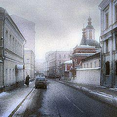 "photo ""Moscow, in Podkopaiy"""