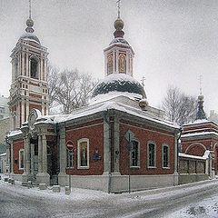 "photo ""Moscow, in Podkopaiy # 2"""
