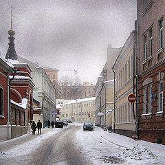 "photo ""Moscow, in Podkopaiy # 3"""