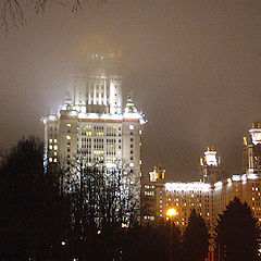 """photo """"Moscow State University..."""""""