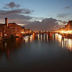 "photo ""Florence lights"""