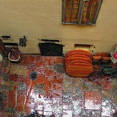 "photo ""Courtyard"""