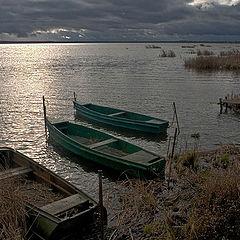 "photo ""The empty lake"""