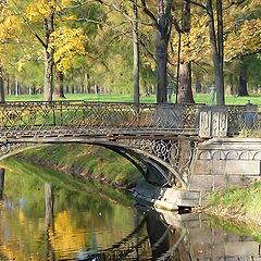"""photo """"Pushkin. Alexandrovsky park"""""""