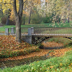"photo ""Pushkin. Ekaterininsky park"""