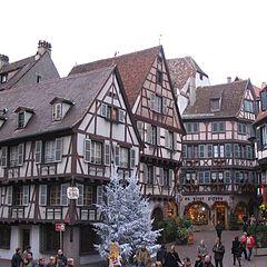 "фотоальбом ""Colmar, Strasbourg, Gengenbach, Oberharmersbach, Friburg"""