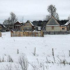 "photo ""Small village"""