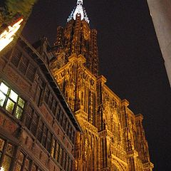 """photo """"Strasbourg's Cathedral"""""""