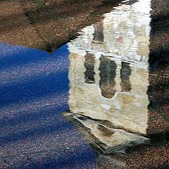 "photo ""Blue Reflection"""