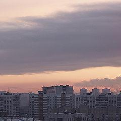 """фото """"Vanilla sky"""""""