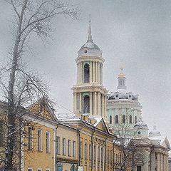 "photo ""Moscow, Taganka"""