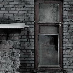 "фото ""Взгляд из прошлого"""