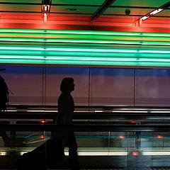 "photo ""Modern traveling way (2)"""