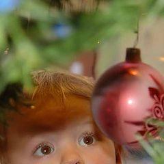"""фото """"Новогодний шар..."""""""