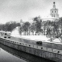 """photo """"Moscow, Spas-Andronnikov monastery"""""""