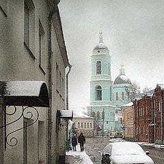"""photo """"Moscow, Rogojskaya Zastava"""""""