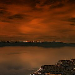 """фото """"Lake Tahoe(2)"""""""