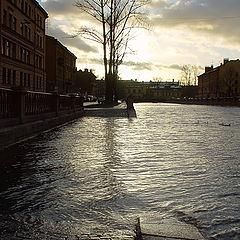"photo ""Flood in Spb #3"""