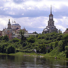 "photo ""The ancient Russian city of Torzhok"""