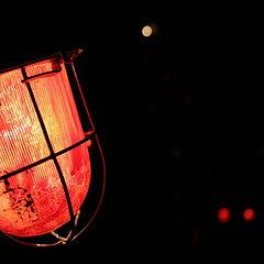 """фото """"В мире красных огоньков"""""""