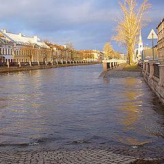 "photo ""Flood in Spb #4"""