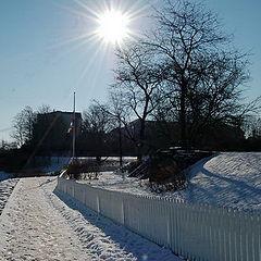 """фото """"Winter in New York #2"""""""