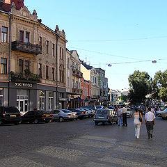 """фото """"Продолжаем гулять по Ужгороду"""""""
