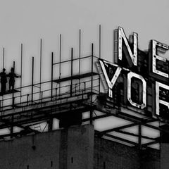 "photo ""NEW YORKER in NEW-YORK"""