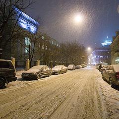 "фото ""улица Поварская"""