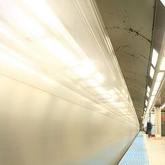 """фото """"Chicago Blue Line (Metro!)"""""""