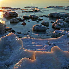 "фото ""--winter at the seaside---"""