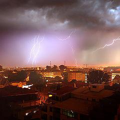 "фото ""Stormy Night"""