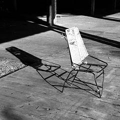 """фото """"Take a seat in the sun"""""""