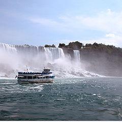 "фото ""Niagara Falls"""